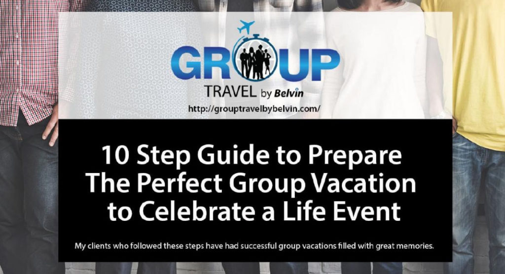 Products Group Travel By Belvin - 10 steps to a perfect vacation
